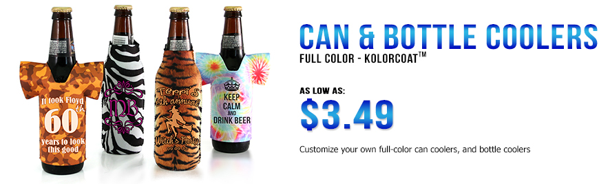 Can & Bottle Coolers