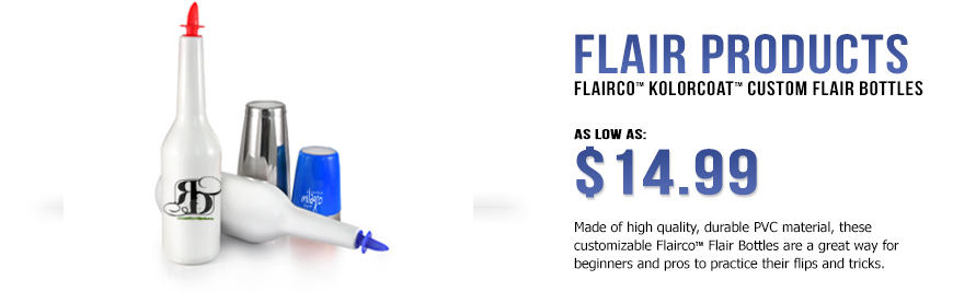 Flair Bartending Products