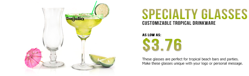 Specialty Glasses