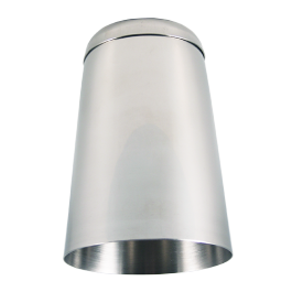 16oz Weighted Cocktail Shaker - Stainless Steel