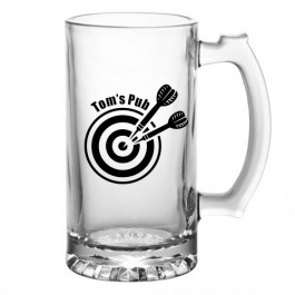 Custom 16 oz BarConic® Beer Mug