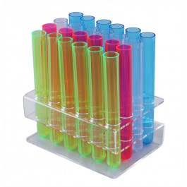 S-Shaped Shooter and Test Tube Tray