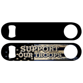 Support Our Troops Custom Speed Openers