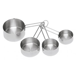 Measuring Cups - Stainless Steel