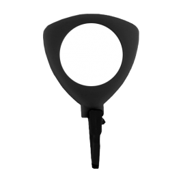 Three-Sided Plastic Badge Reel