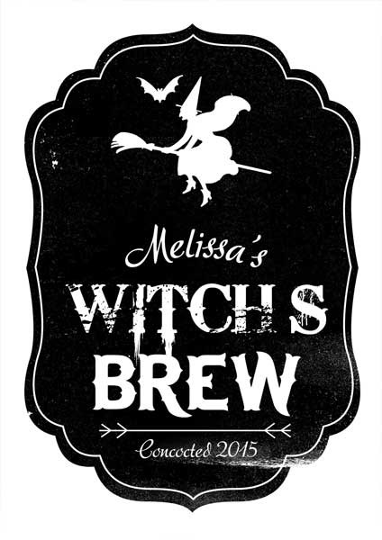 Witches Brew Energy Drink