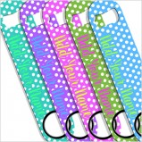 ADD YOUR NAME SPEED Bottle Opener – Cute Polka Dots