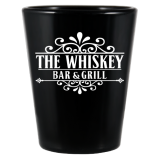 Custom 1.5oz Black BarConic® Shot Glass
