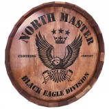 Engraved Barrel Top