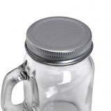 Mini Mason Jar Lid - 12 Pack (fits 4.5 oz. Mason Jars only)
