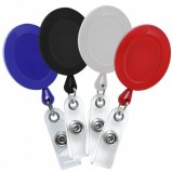 Oval Plastic Badge Reel - LG-RKRZ364