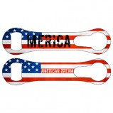 Custom USA Bottle Opener