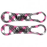 Plaid Kolorcoat™ V-Rod® Bottle Openers
