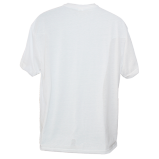 Men's Kolorcoat™ Lightweight White T-Shirt - Back Only