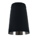 Black 16oz Weighted Cocktail Shaker