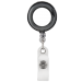 Black Translucent Badge Reels