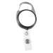 Carabiner Badge Reel with Measuring Tape Leash