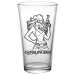 Custom 15oz BarConic® Beer/Mixing Glass