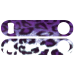 Purple Leopard Print Kolorcoat™ Speed Opener