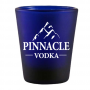 1.5oz BarConic® Dark Blue Frosted Shot Glass