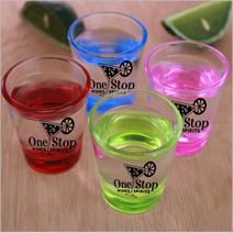 image regarding Printable Glassware named - Customized Bar Products, Custom made Shot