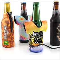 Coasters & Can Coolers